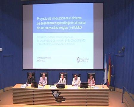 O impacto da aprendizaxe-servizo nas universidades españolas - II Simposio internacional sobre aprendizaxe-servizo na Universidade: coidando o aprendizaxe e o capital social dos estudantes